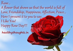 Rose... 