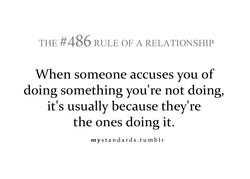 THE #486 RULE OF A RELATIONSHIP 