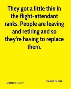 They got a little thin in 