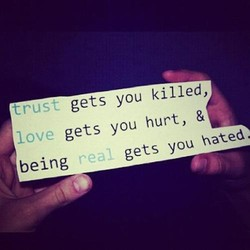 gets you killed, 