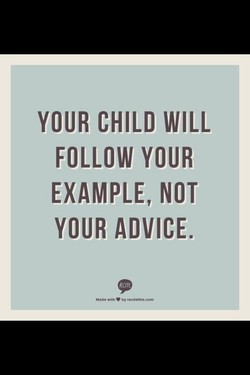 YOUR CHILD WILL 