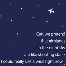Can we pretend 