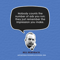 Nobody counts the 