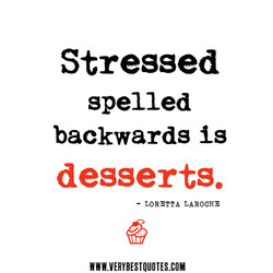 Stressed 