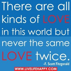 There are all 
