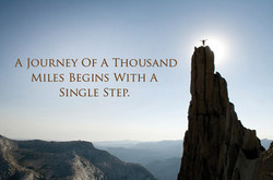 A JOURNEY OF A THOUSAND 