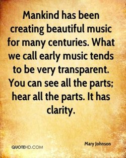 Mankind has been