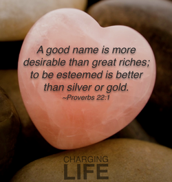 A good name is more 