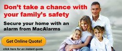 Don't take a chance with 