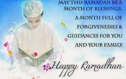 MAYTHIS RAMADAN BE A 