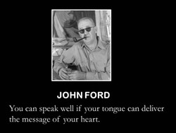 JOHN FORD 