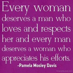 Every woman 