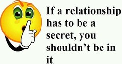 If a relationship 