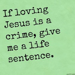If loving 