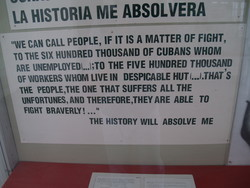 HISTORIA ME ABSOLVERA 