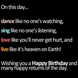 On this day... 