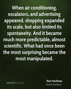 When air conditioning, 