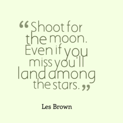 Shoot for 