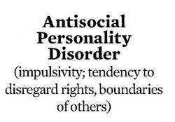 Antisocial 