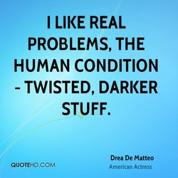 I LIKE REAL 