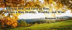Earlysto Bed, rand Early to Rise, 