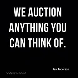 WE AUCTION 