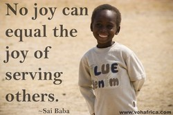 No joy can 