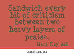 Sandwich every 