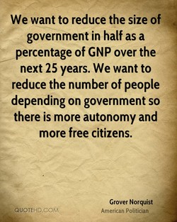We want to reduce the size of 