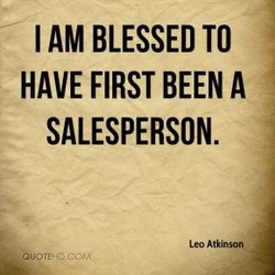 I AM BLESSED TO 