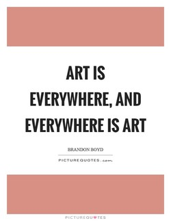 ART IS 