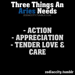 Three Things An 