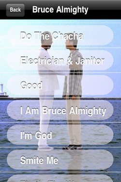Back Bruce Almighty 