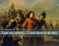 St. Joan of Arc 