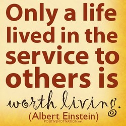 Only a life 