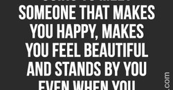 SOMEONE THAT MAKES 