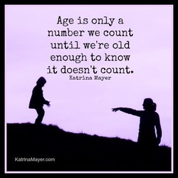 Age is only a 