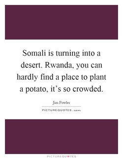 Somali is turning into a 