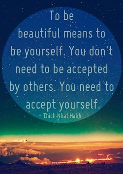 beautiful means to 