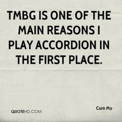 TMBG IS ONE OF THE 