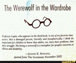 The Werewolf in the Wardrobe 