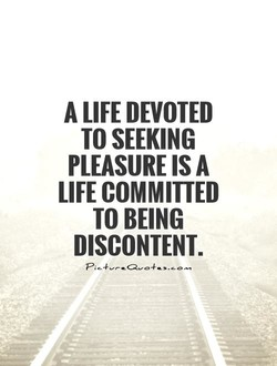A LIFE DEVOTED 