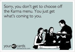 Sorry, you don't get to choose off 