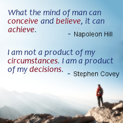 What the mind of man can 