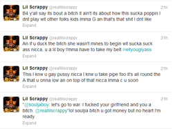 Lil Scrappy @reallilscrappy 