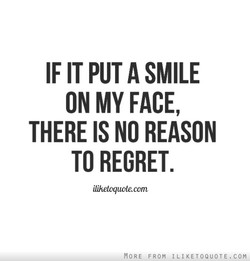 IF IT PUT A SMILE 