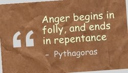 Anger begins in 