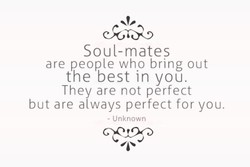 Soul-mates 