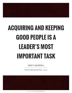 ACQUIRING AND KEEPING 
