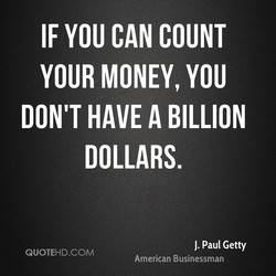 IF YOU CAN COUNT 